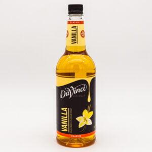 DaVinci Vanilla Syrup 1 Litre