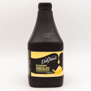 DaVinci White Chocolate Sauce 2.5kg