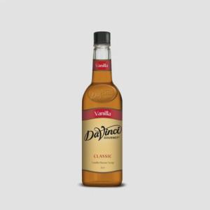 wholesale DaVinci Vanilla coffee syrup