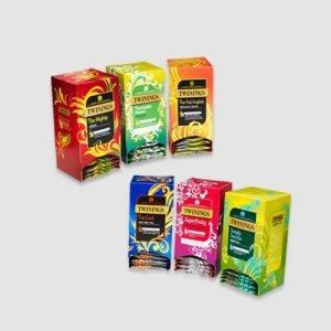 wholesale twinings tea flavoured packs 20