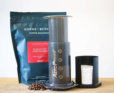 Aeropress Coffee maker FREE Coffee v1
