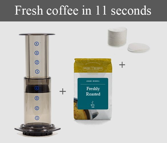 Aeropress Coffee maker gift set