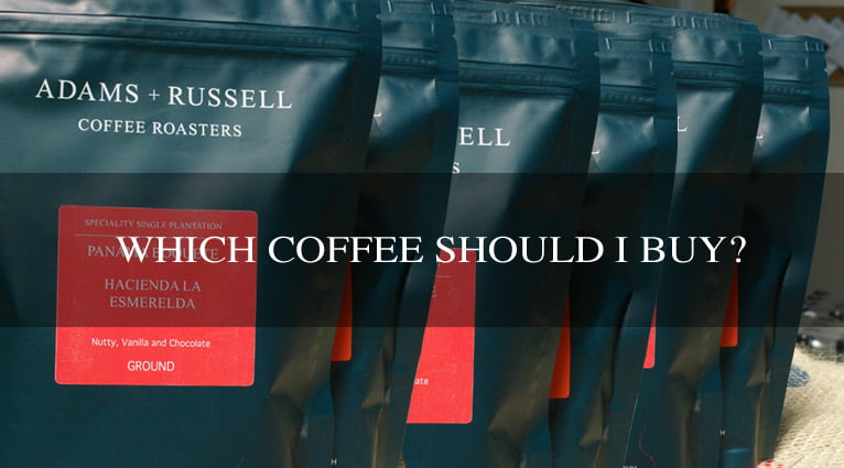 Which Coffee Should I Buy?