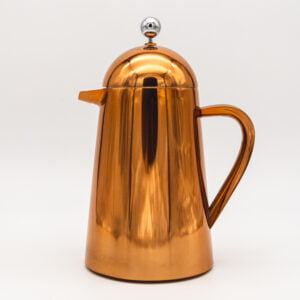 Thermique Copper Cafetiere La Cafetiere Double Walled
