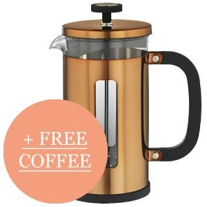 Free Coffee with Cafetiere Purchase