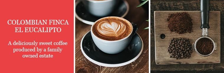 Colombian Finca El Eucalipto Coffee