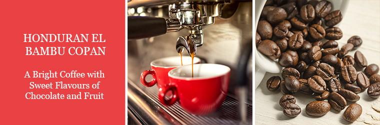 Honduran El Bambu Copan Coffee
