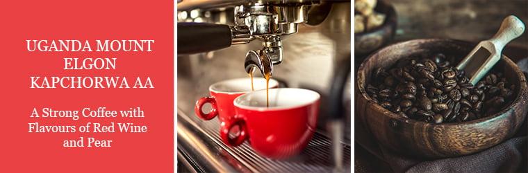 Uganda Mount Elgon Kapchorwa AA Coffee