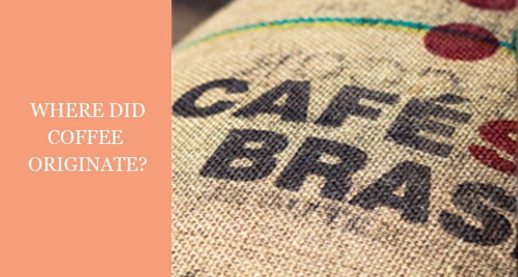 where did coffee originate