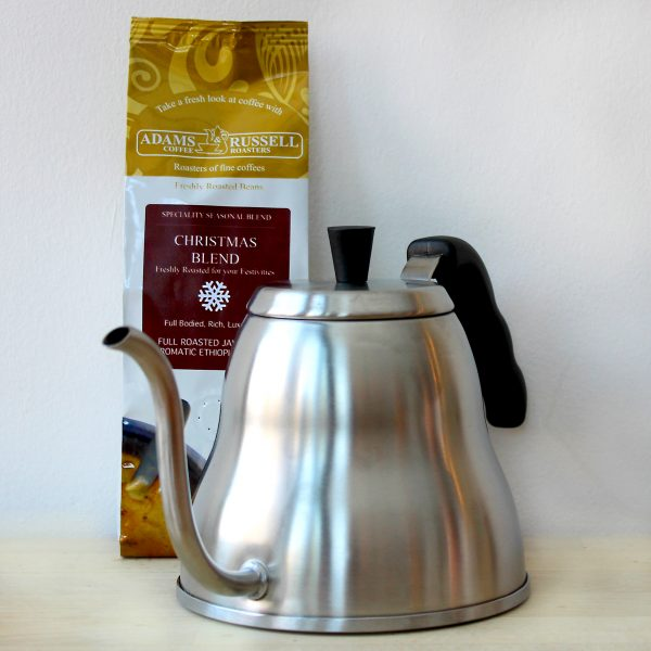 Pour Over Kettle Christmas Coffee Gift