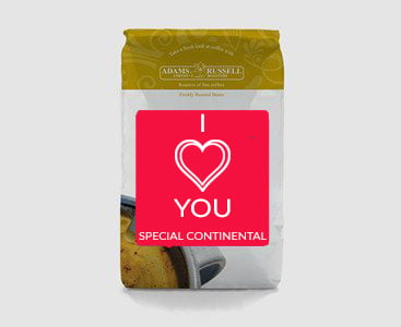 Valentines Continental Blend