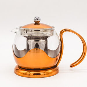Copper La Cafetiere Teapot