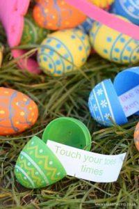Easter egg hunt inspiration