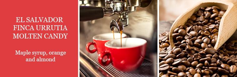 El Salvador Finca Molten Candy Coffee