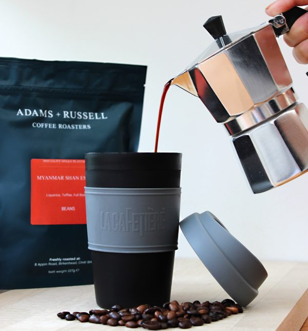 Fathers day coffee gift set