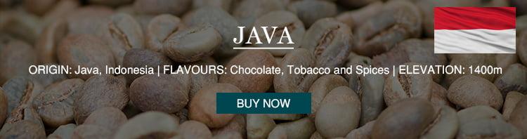 Java single origin coffee