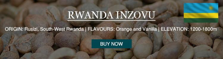 Rwanda Inzovu single origin coffee