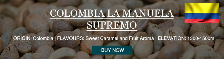 colombia la manuela supremo coffee