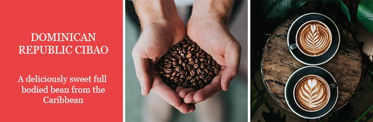 Dominican Republic Cibao coffee