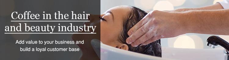 hair beauty business coffee