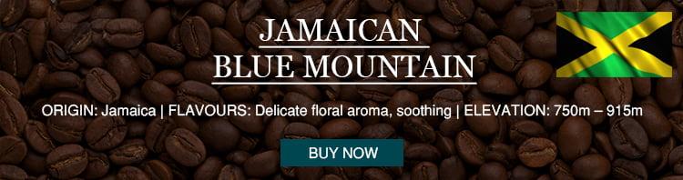 low acid jamaica blue mountain beans