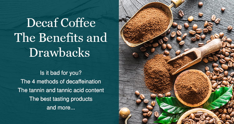 what is decaf coffee