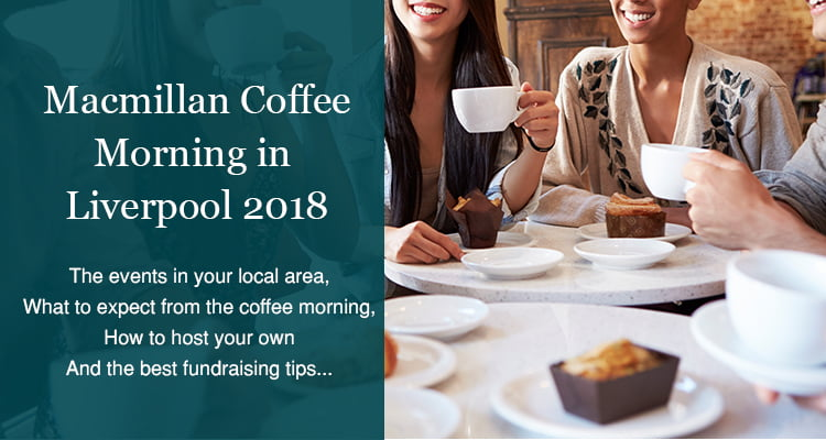 Macmillan coffee morning Liverpool