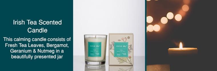 Irish Tea Candle