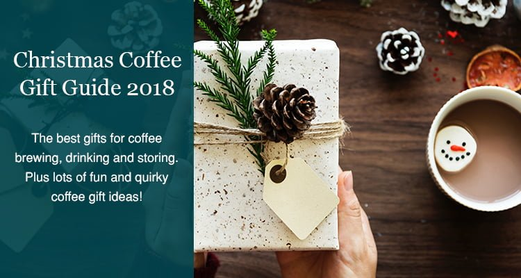christmas gifts for coffee lovers uk