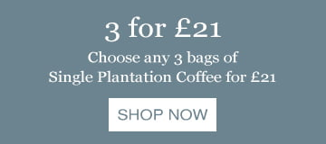Fresh Coffee Offer - 3 for £21