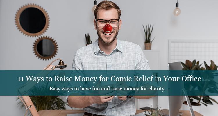Comic relief office ideas