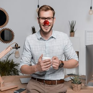 11 Comic Relief Office Ideas – Easy Ways to Raise Money for Charity