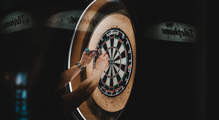 Darts tournament