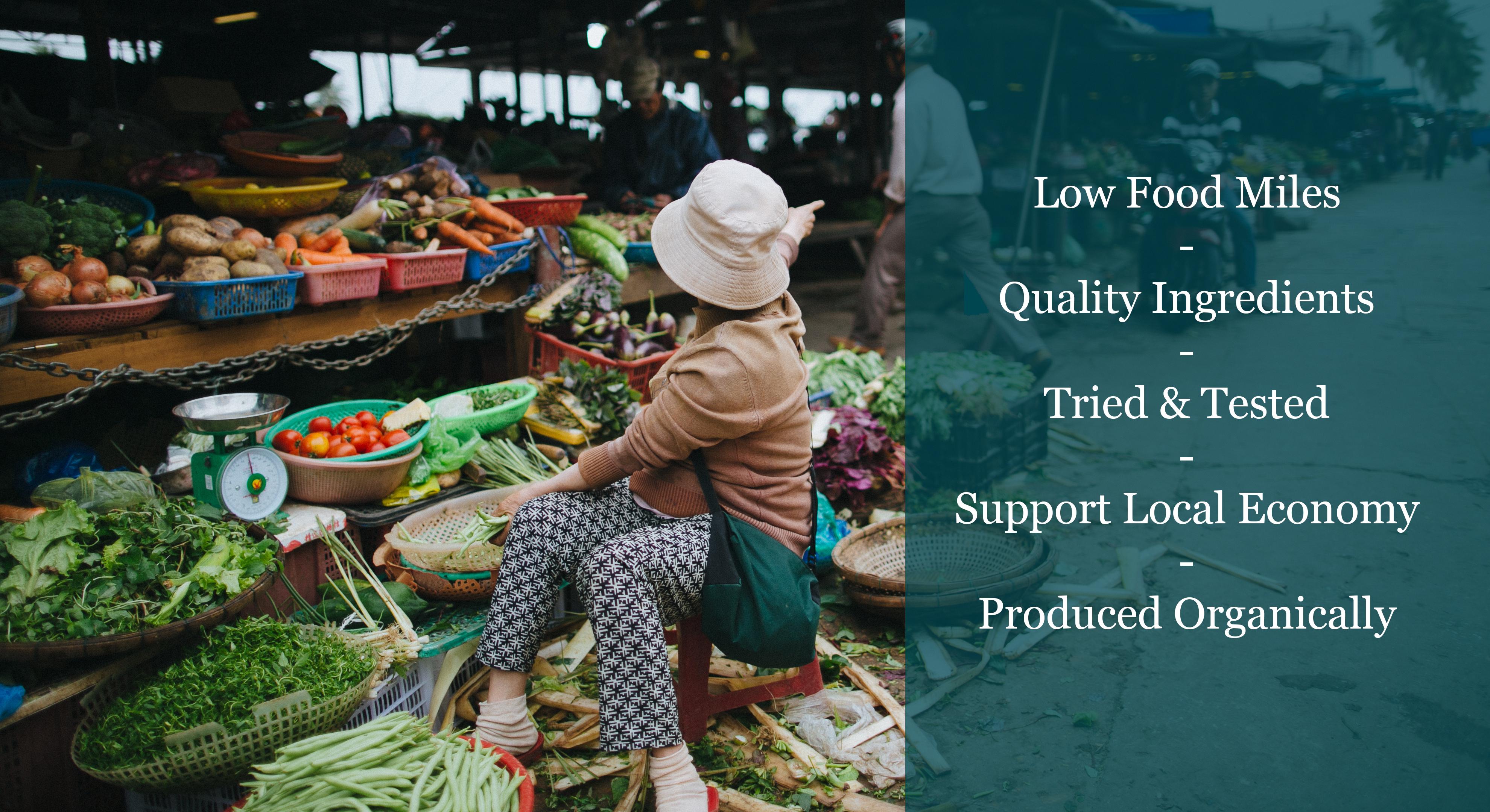 Artisan Food Benefits
