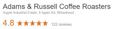 Google Coffee Bean Reviews