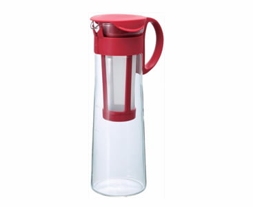 Hario Coffee Pot Maker 1000ml Red