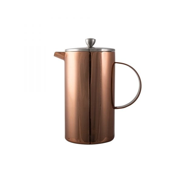 Double Walled 8 cup Copper