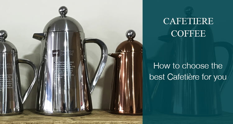 Which is the best cafetiere