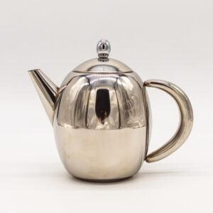 Paris Teapot Stainless Steel La Cafetiere