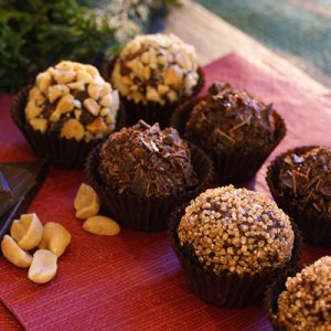 Chocolate Coffee Balls Recipe – Not Just Christmas Nibbles