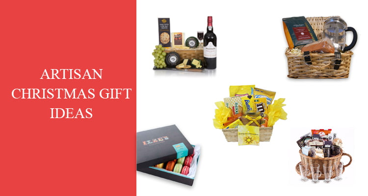 Luxury Christmas Gifts & Hampers Banner