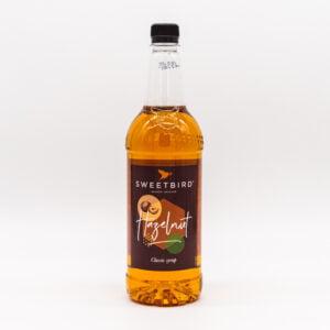 Sweetbird Hazelnut Syrup 1 litre