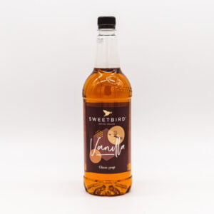 Sweetbird Vanilla Syrup 1 litre