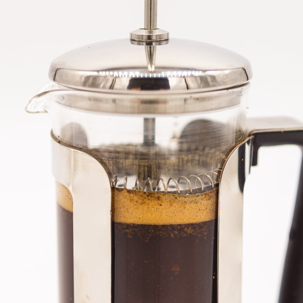 cafetiere plunger