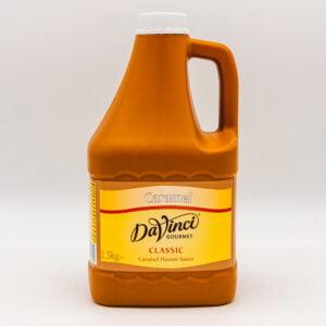 DaVinci Caramel Sauce 2.5kg