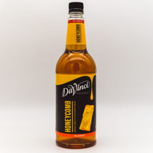 DaVinci Honeycomb Syrup 1 Litre