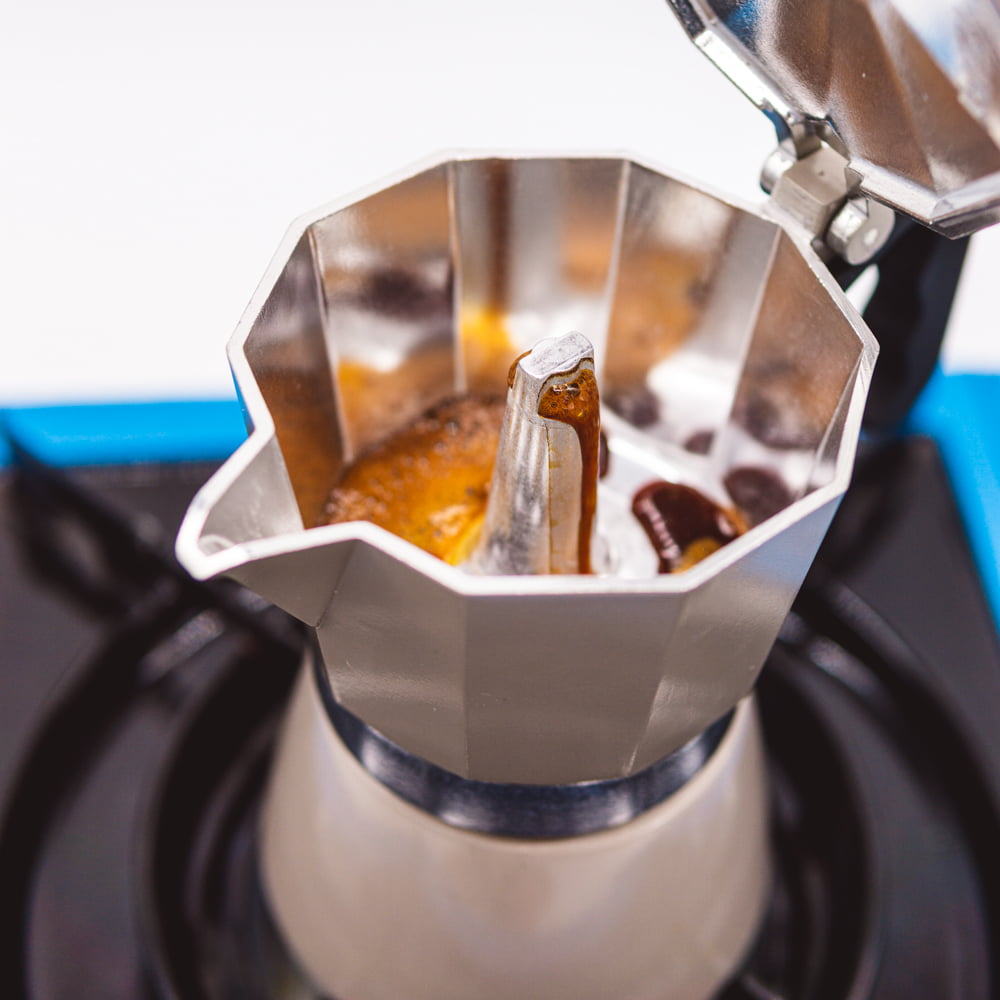 Stove Top Espresso Brew Method