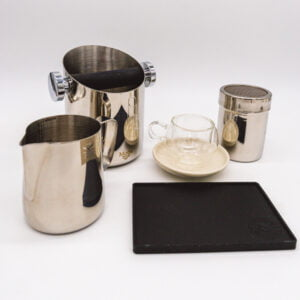 Sage Espresso Machine Gift Bundle + Coffee