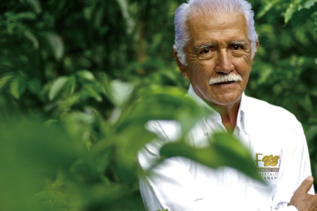 Don Pachi, Geisha Coffee Grower