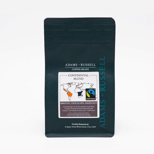 Fairtrade Coffee Contiental Blend Light